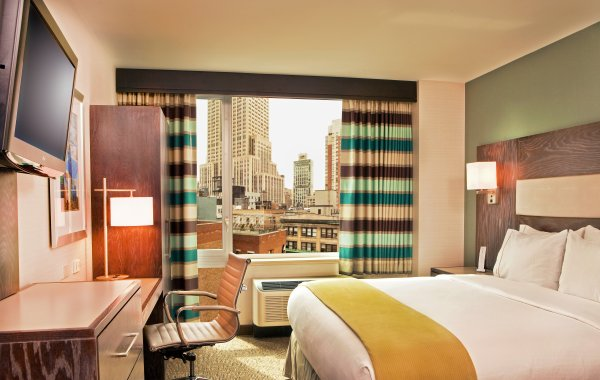 Hotel Holiday Inn Express New York City Times Square